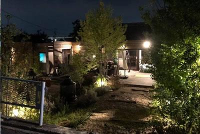 奈良古民家BBQ夜